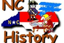 North Carolina History & Genealogy / History and resources for #genealogy in North Carolina #family-history #North-Carolina / by Robin Foster:  Genealogy & Social Networking