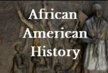 African American History - Black History / Negro history, Black history, African American history.  To learn more, visit The National African American History Examiner:  http://www.examiner.com/african-american-history-in-national/robin-foster / by Robin Foster:  Genealogy & Social Networking