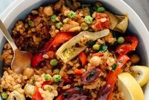 Eat / Healthy dinner recipes and weeknight meal inspiration. Paleo-based and vegan.