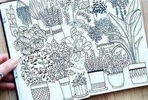 Sketchbooks / Visual journalism and illustration sketchbooks.