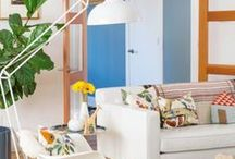 Home Design Ideas / Whether you're a new renter or a homeowner, these home design tips & ideas are handy for everyone!