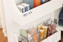 Bathroom Storage Ideas / by Rent to Own. ph