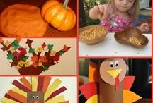 Thanksgiving / by Sarah Herbert