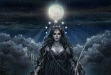 Gods & Goddesses / by Wicca Dreamers Creations