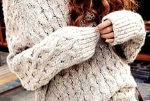 :: COZY WINTER KNITS :: / There's no need to feel a chill this Winter! Check out our collection of snug knits.