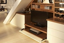 Clever Living Room Storage Ideas / by Rent to Own. ph