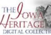 Iowa History & Genealogy / History and resources for #genealogy in #Iowa #familyhistory / by Robin Foster:  Genealogy & Social Networking