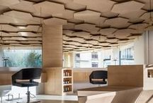 Ceiling Designs / A variety of various ceiling designs that hopefully inspire and create new killer ceilings.