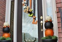 Fall/Halloween / by Sarah Garner