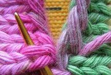 3k - Knitting: Techniques