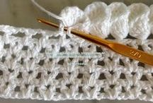 3c - Crochet: Cast Ons & Offs, Edges & Decorations