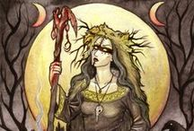 Norse Paganism / Norse Wicca / I consecrate this board of power to the Ancient Gods... Here may they Manifest and Bless their children... / by Wicca Dreamers Creations