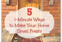 Tips and tricks for the house
