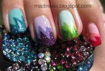 Nail Designs / by Kathy Tetherow Riley