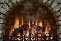 6 - Home Decor: Fireplace