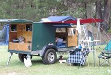 2 - Camping: Trailer / Designing and Building a Camping Trailer