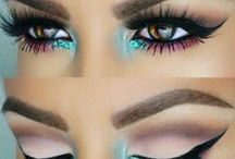 Ballroom Makeup / Ballroom makeup ideas for competitions