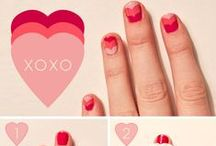 Nails and Beauty / Nail color and beauty tips