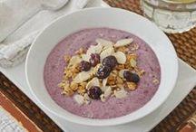 Desayunos Nativ for Life / Breakfast