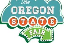 #CreativeLiving16 / Here comes the fun! Oregon State Fair Aug. 26th - Sep. 5th