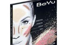 BeYu STROBE & DEFINE PALETTE / Der neuste Trend, die Contouring Revolution: Strobing bringt den Teint zum Strahlen! Es verleiht der Haut einen natürlichen Glanz, wie ihn die Supermodels und Stars tragen.