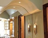 Bell Curve Arch / Check out our Bell Curve Arch projects from our Archway Kits. Find more archways and ceilings and www.archwaysandceilings.com