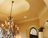 Elongated Dome Ceiling / Elongated Dome Ceilings will help you add a dome to your rectangular space. Find more at www.archwaysandceilings.com