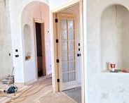 Wall Niche / Does your homeowner want to highlight a statue or sculpture, or maybe add some flair to a hallway or a corner of a room?  How about adding a radius niche?  With a niche, you can break-up a long, monotonous wall or accent the end of the hallway.  Plus, it's no secret that every house has some dead space.  So, how about you utilize that space with a wall niche?  We'll build it to your specs and make it a quick, easy, and affordable kit.