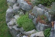 1 - Gardening: Walls & Walks