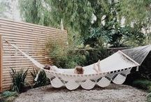 backyard / Backyard decor & design / by Courtney Ramsey