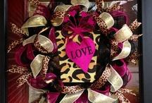 Wreaths I want to make / by Tasha Dunaway