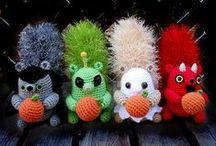 Crochet & Amigurumi / Items from our Crochet category and beyond!  http://www.craftster.org/forum/index.php?board=354.0 / by Craftster