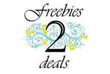 ⭐️Deals, Coupons, and Savings!⭐️ / Freebies2deals is your expert in finding great deals and learning how to always score the best price. Here you'll find tips on saving, budgeting, coupon tips and tricks, and for all things deal related!  before you know it, you'll become that deal hunting champ you've always envied! / by Freebies2Deals