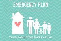 Being Prepared! / Protect your family for a natural disaster!  Great ideas for stocking up on your food storage and what you might need in an emergency!  Stay prepared even on a budget! / by Freebies2Deals