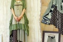 Styles I covet / by The Merry Spinster