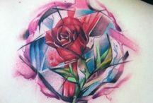 tattoos / by Shana Smith