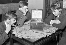 Radio in History  / Radios have come a long way in 110+ years. One can get lost in thought reminiscing about their first radio experience.