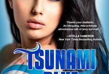 Tsunami Blue World
