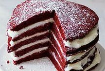 Red Velvet / I have recently become addicted to Red Velvet well... everything. :)