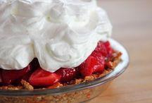 Food-Desserts / Pies, etc. / by Colleen VanderLinden