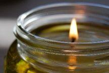Candles / by Colleen VanderLinden