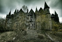 Haunted Places and people stuff / Very haunted places & people! / by Mim Obi