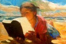 Art of Reading / by Wanda Toney