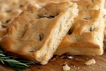 Bread: Essential Comfort Food / Fresh baked bread: soul's comfort any day of any month.