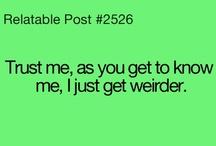 Funnies! / by Chelsea Jenkin