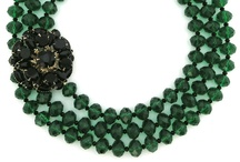 Color of 2013: Emerald! / All things emerald - accessories and ideas for a green wedding.