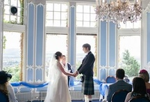 Venue / Our Wedding Venue is the Edinburgh Zoo Mansion House.