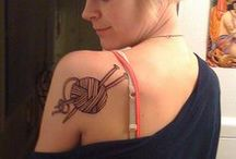 Craft-y Tattoos and Style / by Craftster