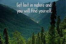 For the Love of Nature <3
