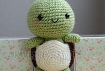 When i learn to crochet / Crocheting